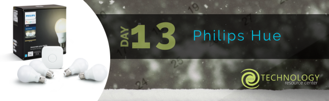 Day 13 - Philips Hue
