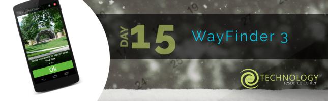 Day 15 - WayFinder 3