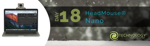 Day 18 - HeadMouse Nano