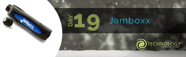 Day 19 - Jamboxx