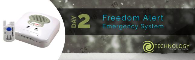 Day 2 - Freedom Alert Emergency System