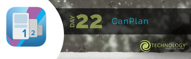 Day 22 - CanPlan