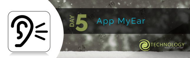 Day 5 - App MyEar